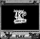 483 European tour - pt I