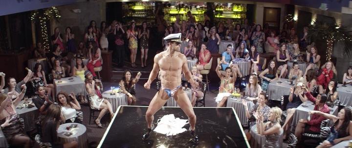 Magiškas Maikas / Magic Mike (2012)