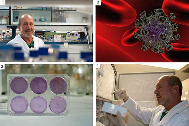 noticias vacuna contra el sida VIH