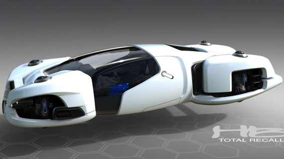 desafototal - Así iban a ser los coches del futuro, según la ciencia-ficción