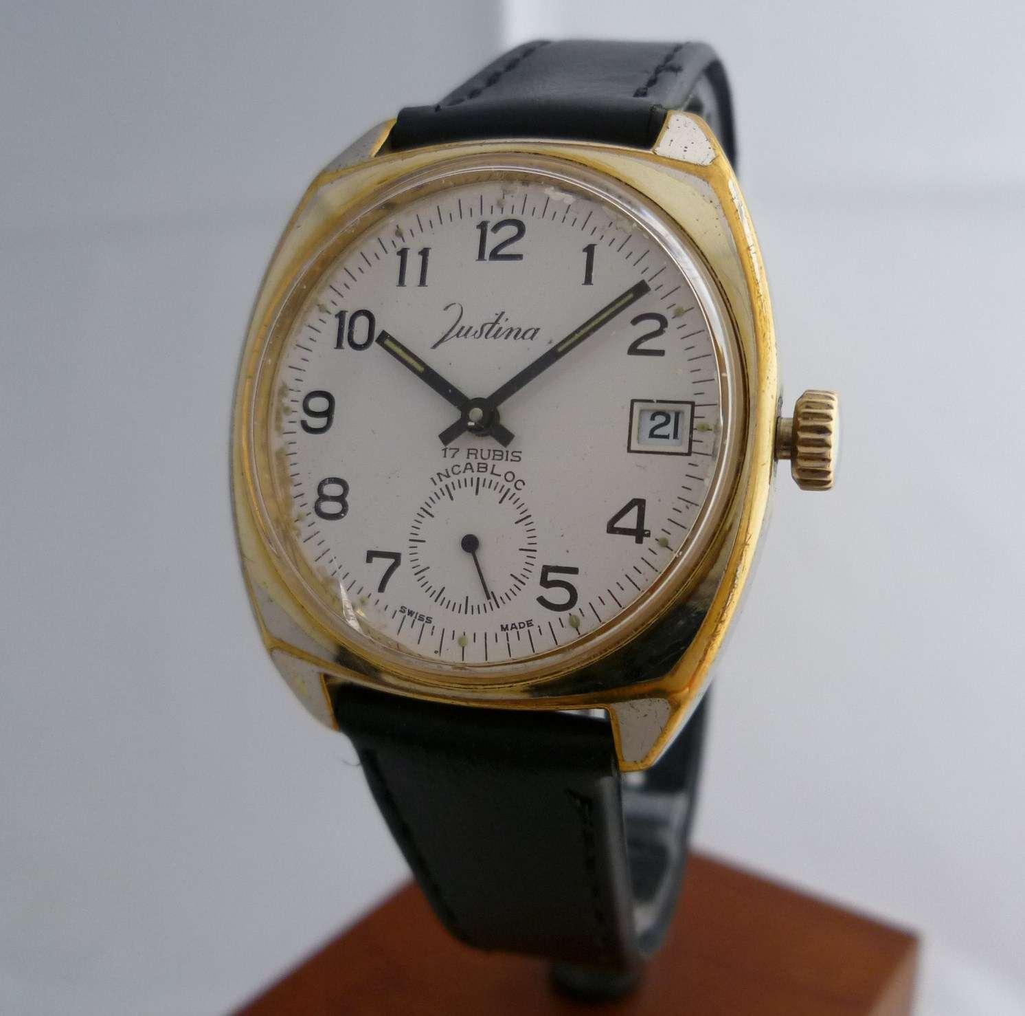 Vendo un justina con unitas6380 foro de compraventa - Relojes justina precios ...