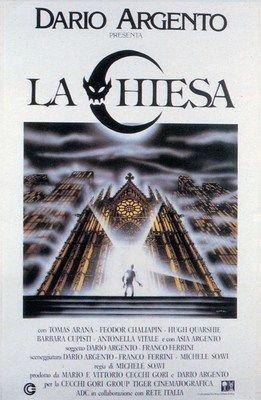 La chiesa (1989) Dvd9 Copia 1:1 ITA - MULTI