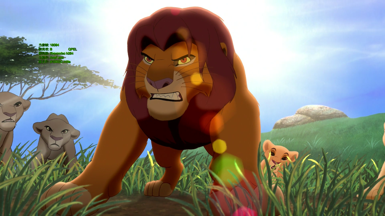 the lion king simba and nala meet again