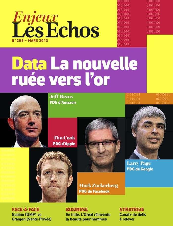 Enjeux Les Echos N°298 Mars 2013