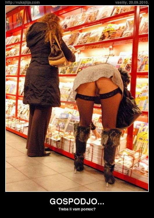 Travel nz supermarket upskirt - 1 part 4