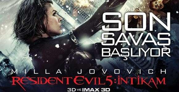 Resident Evil 5 İntikam Retribution Türkçe Dublaj Mp4