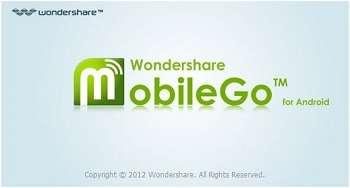 Wondershare MobileGo for Android full